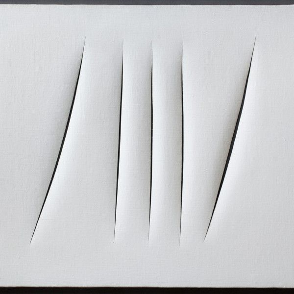 This is Concetto Spaziale, 1965, by Lucio Fontana available at www.meadcarney.com Contact us for more details.  ‪#‎LucioFontana‬ ‪#‎MeadCarney‬ ‪#‎canvas‬ ‪#‎whitecanvas‬ ‪#‎cut‬ ‪#‎gallery‬ ‪#‎artgallery‬ ‪#‎london‬ ‪#‎Mayfair‬ ‪#‎available‬ ‪#‎collection‬ ‪#‎collector‬ ‪#‎modernart‬ ‪#‎contemporaryart‬ ‪#‎fineart‬ ‪#‎art‬ ‪#‎artist‬ ‪#‎news‬ ‪#‎italian‬ ‪#‎concetto‬ ‪#‎spaziale‬ ‪#‎white‬
