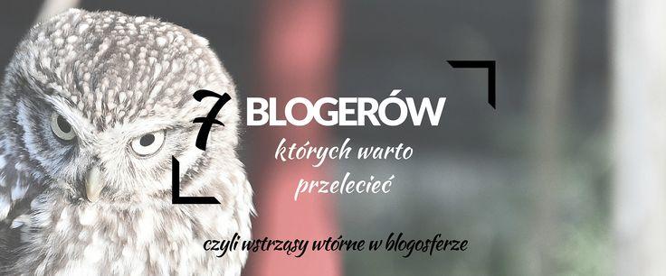 7 blogerów, których warto przelecieć