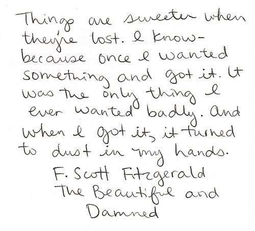 11. | 12 Quotes That Make You Wish F.Scott Fitzgerald Would Write You A Love Letter