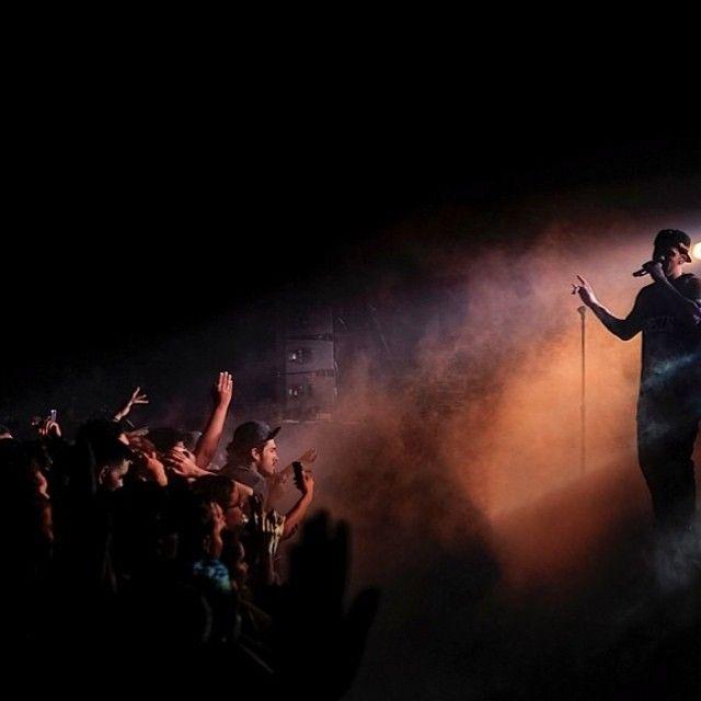 Drake's 'HAW' Performances at Warehouse Live