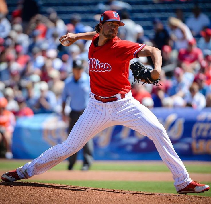 The Phils won todays Spring Training game against the Red Sox 2-1. Aaron Nola allowed 0 ERs in 4 IP. Drew Hutchison threw 3 innings allowing 2 hits and getting 4 SOs. At the plate Nick Williams and Rhys Hoskins provided the Phillies only 2 runs. Tomorrows game is at 1:05 at the Yankees. . . . #MLB #MiLB #Baseball #BaseballSeason #Phillies #philadelphia #philadelphiaphillies #RedSox #Boston #AaronNola #DrewHutchison #RhysHoskins #NickWilliams