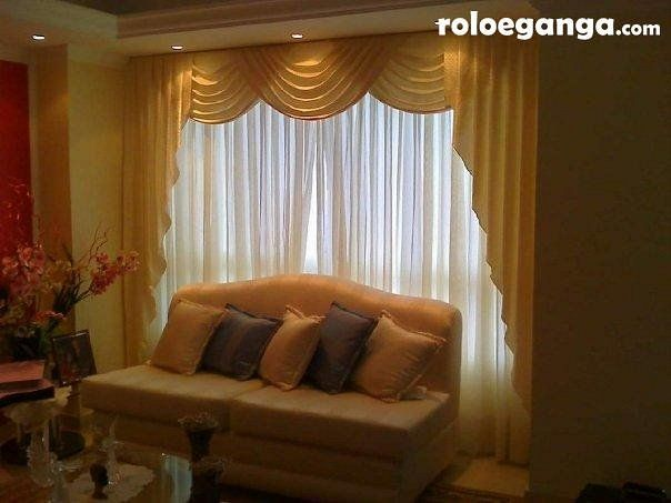 26 best images about cortinas on pinterest window for Decoracion de cortinas para sala