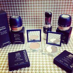 ¿Maquillaje mineral