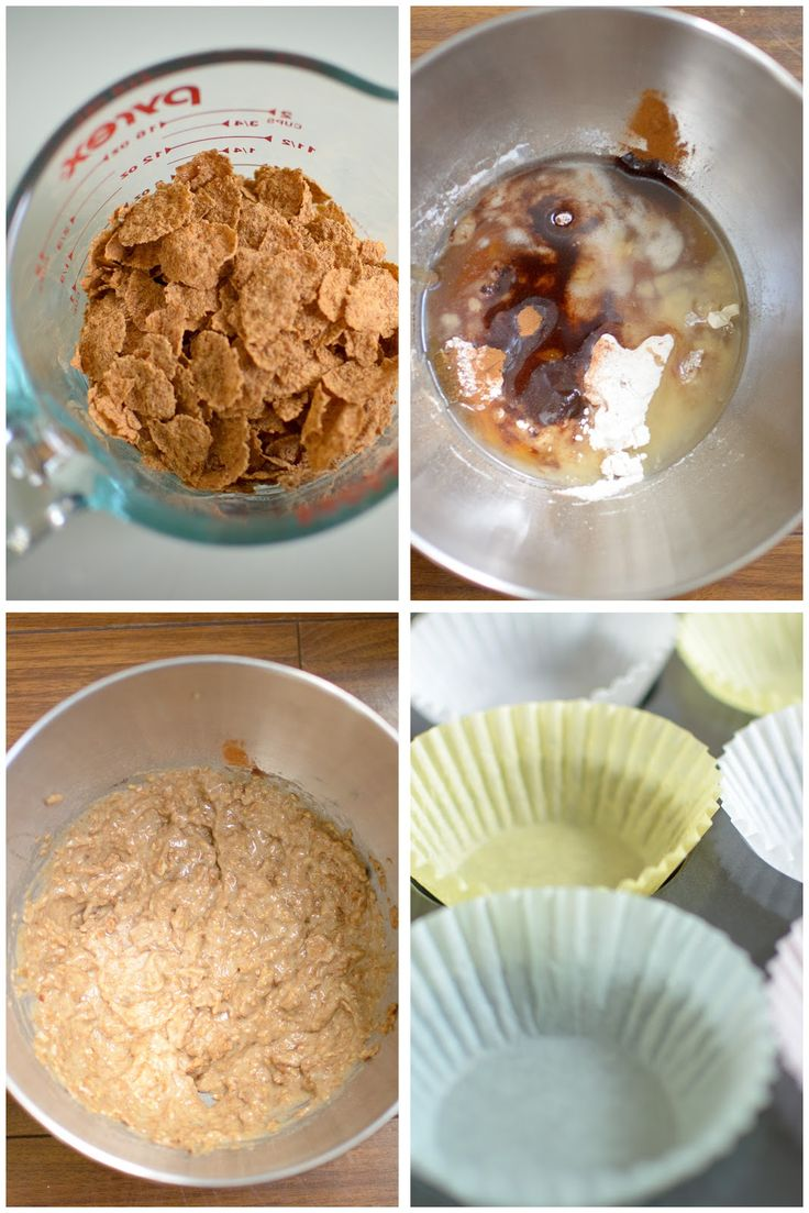 Healthy Breakfast Bran Muffins with Cinnamon Crumble Topping: the kosher spoon