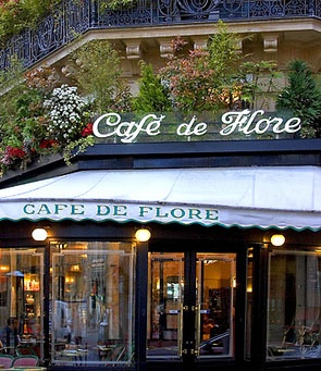 Or.....have gone.  One of my favorite haunts in Paris.
