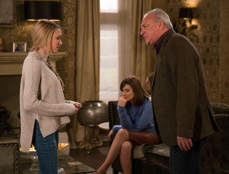 Emmerdale: could Kim Tate return as Chrissie Whites new stepmum?