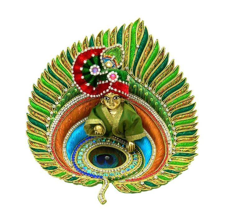 Designer Laddu Gopal Dress