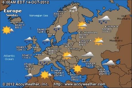 The Irish Times - Weather Forecast for Ireland, Dublin, Cork, Mayo