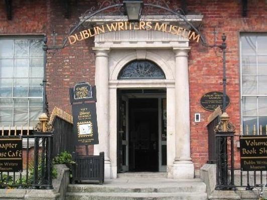 Литературный музей Дублина – #Ирландия #Ленстер #Дублин (#IE_L) Литературный музей Дублина.  ↳ http://ru.esosedi.org/IE/L/1000228144/literaturnyiy_muzey_dublina/