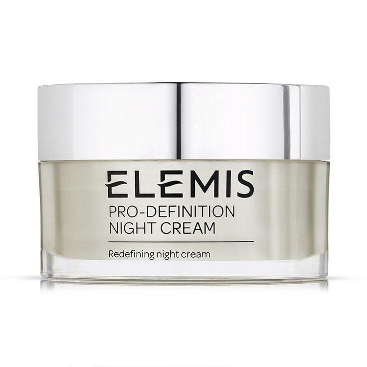 Elemis Pro-Definition Night Cream is a lifting and firming night cream