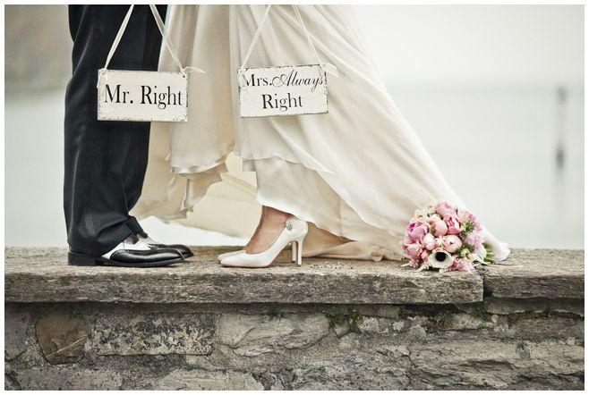 Vintage Brautpaarfoto von Hochzeit auf Schloss Schadau © Hochzeitsfotograf Berl... - Wedding Fotoshooting