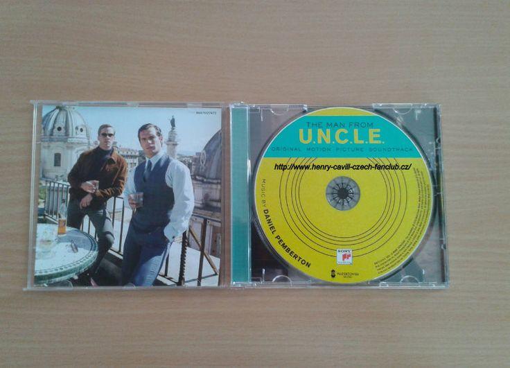 The Man from U.N.C.L.E. Soundtrack :: Henry Cavill Czech fanclub