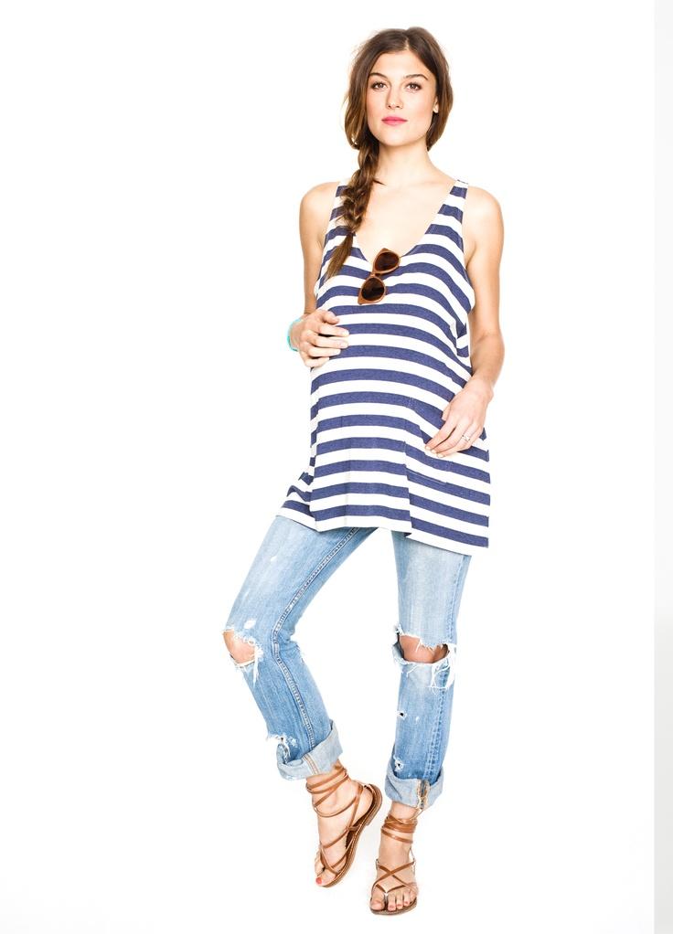pregnancy clothing line - SO pretty.  The tank by HatchPregnancy Clothing, Baby Bump, Pregnancy Outfits, Maternity Tanks, Maternity Outfits, Preggo Style, Non Preggo, Maternity Clothes, Maternity Clothing