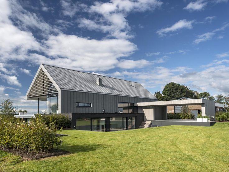 Maas architecten woonhuis stroobos maas architecten pinterest architecture house and modern - Bush architectuur ...
