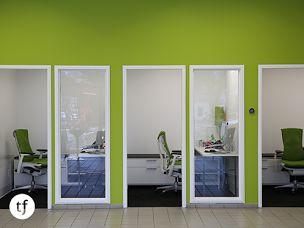 Open door concept offices
