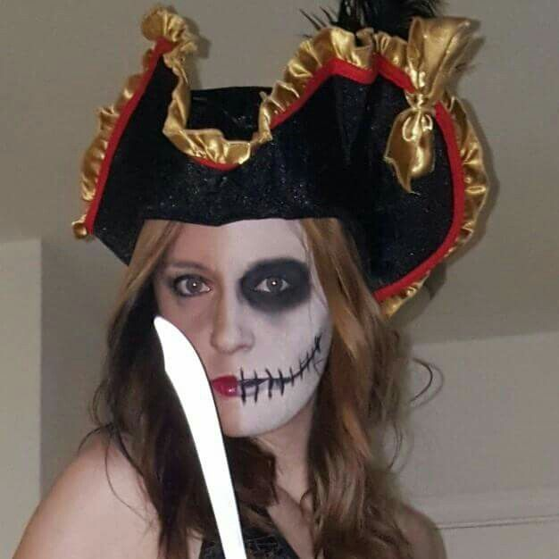 1000+ Ideas About Pirate Makeup On Pinterest | Witch Makeup Wonder Woman Makeup And Pirate Hair