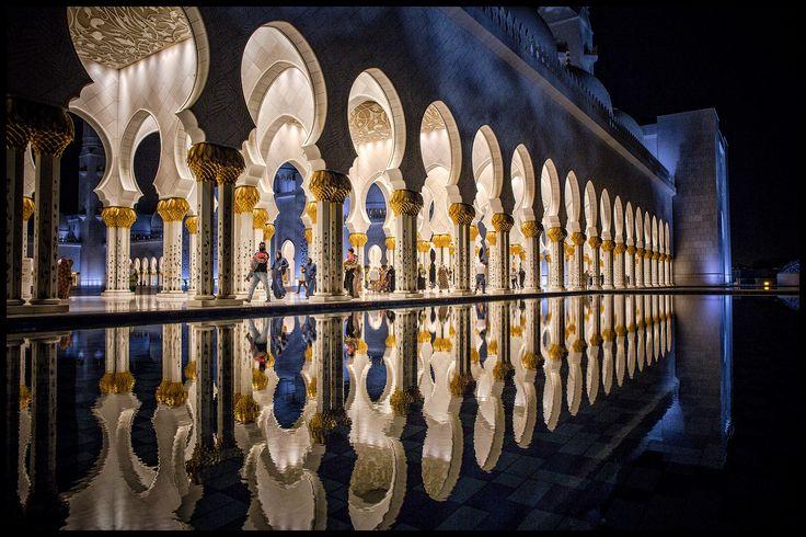 Sheikh Zayed Mosque - null