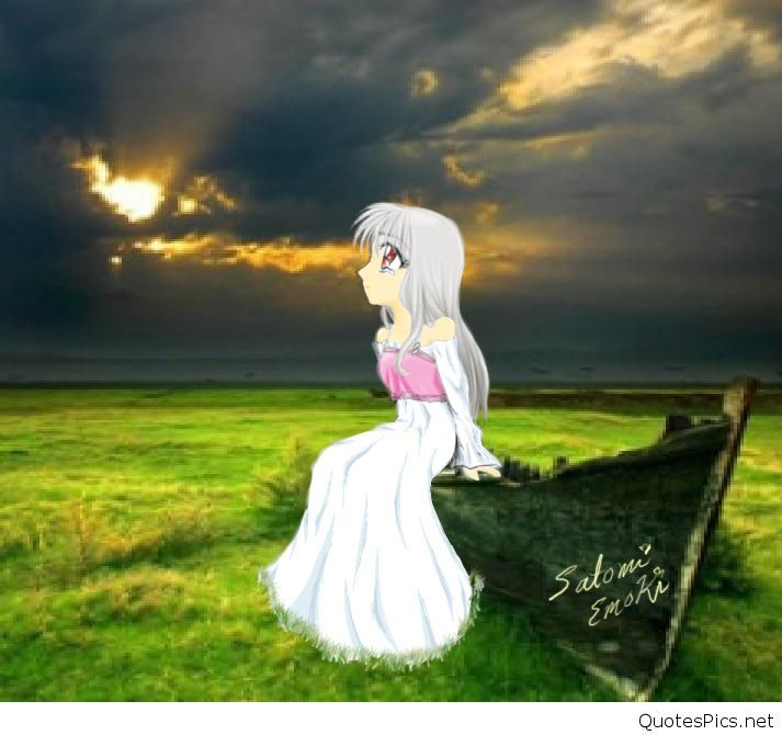 Amazing sad alone girl wallpapers images HD top