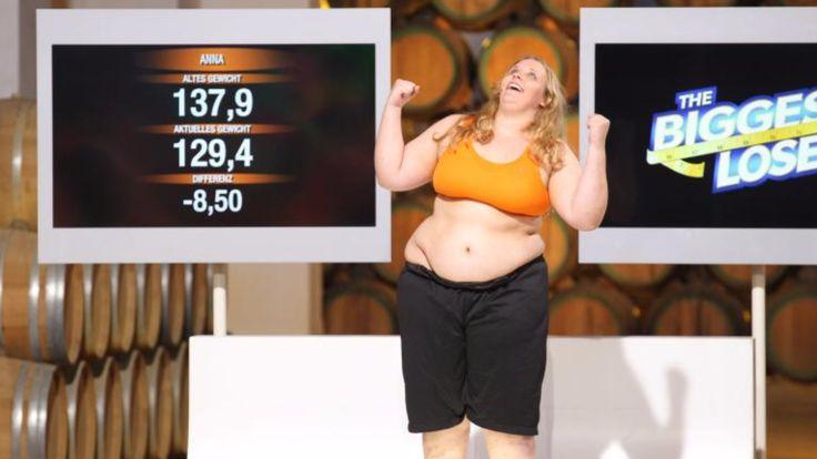 News-Tipp: The Biggest Loser Spezial - Annas Model-Träume wurden wahr - http://ift.tt/2j75x6z
