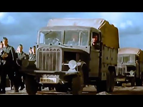 """Фильм 2-й """"Поджигатели войны"""" Война в цвете 1939-1945 Уникальный историч..."""