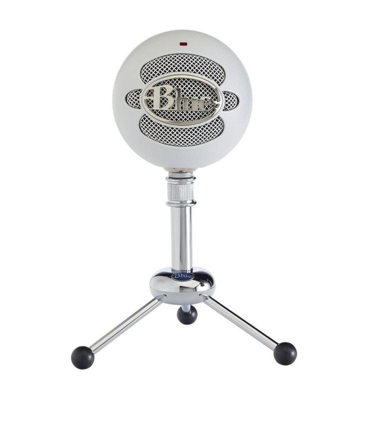 Mikrofon pojemnościowy USB Blue Snowball TW