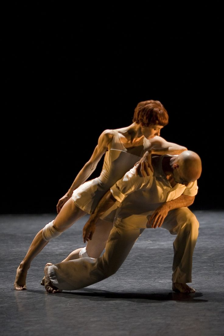 Sylvie Guillem e Russel Maliphant - PUSH (Ph. Bill Cooper)