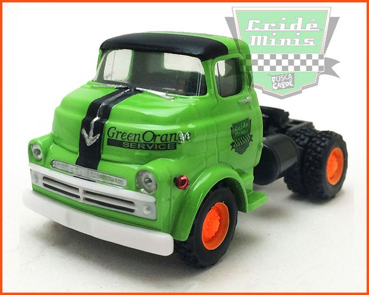 Agora você pode customizar, qualquer miniatura que estiver disponível para à venda no site crideminis. Customização e preços sob consulta. Inclusive os caminhões!