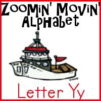 This Yy is for Yacht Pack goes with my Zoomin Moving ABCs.  Scroll Down to download the Yy is for Yacht! Graphics from KPM Doodles  // // // Amazon.com Widgets By downloading this fil...