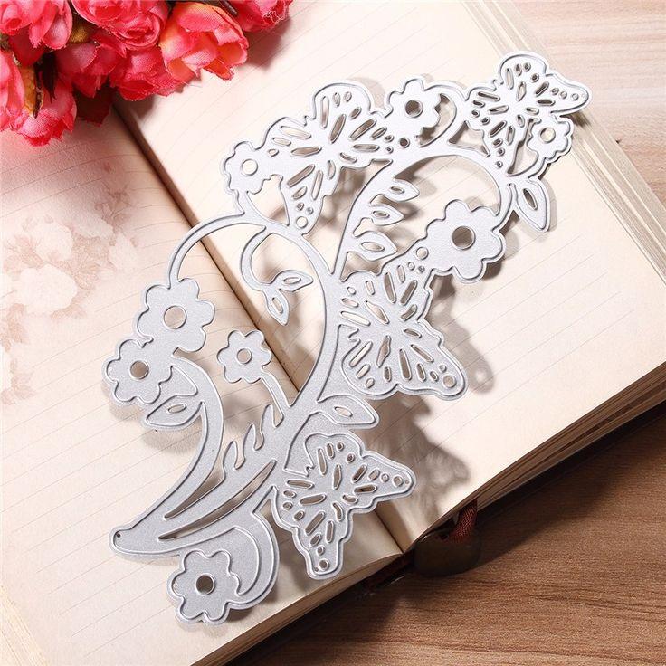 $5.64 (Buy here: https://alitems.com/g/1e8d114494ebda23ff8b16525dc3e8/?i=5&ulp=https%3A%2F%2Fwww.aliexpress.com%2Fitem%2FButterfly-Cutting-Dies-Metal-Stencils-DIY-Album-Frame-Scrapbook-Maker-Decorative-Embossing-Card-DIY-Gift-Crafts%2F32783275160.html ) Butterfly Cutting Dies Metal Stencils DIY Album Frame Scrapbook Maker Decorative Embossing Card DIY Gift Crafts for just $5.64