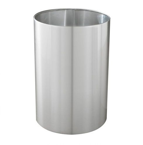 Trash Cans And Wastebaskets Simple 50 Best Aluminum Trash Cans Images On Pinterest  Elastic Satin 2018