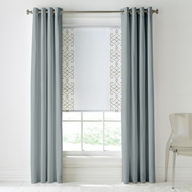 prelude grommet top curtain panel cindy crawford style 11917 | 57cd2dcac145e27e695950c5def027d8