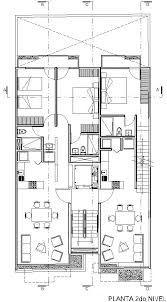 Resultado de imagen para plantas de viviendas multifamiliares