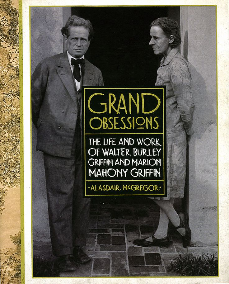 marion mahony griffin and walter burley griffin