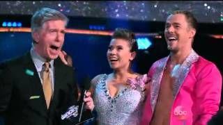 "Bindi Irwin & Derek Hough-Salsa ""Semi-Finals"" (Season 21 Week 10) - YouTube"