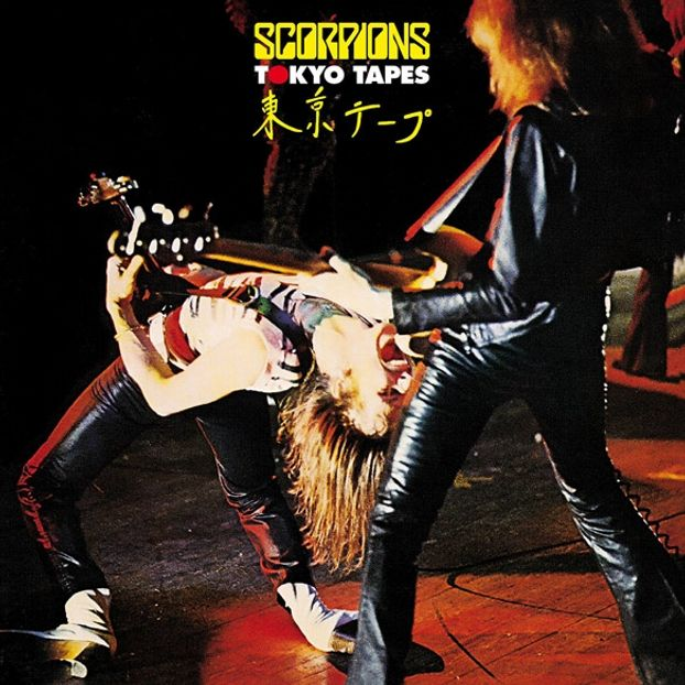Tokyo tapes #Scorpions