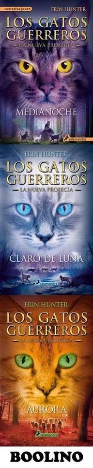 Solo yo: SORTEO Y RESEÑA: Pack Los Gatos Guerreros: La Nuev...