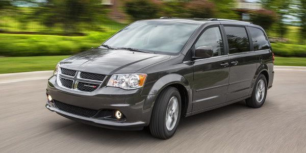 Dodge Grand Caravan Can Beat The High End Car In The Category