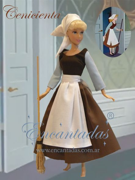 Cinderella (poor) costume by Encantadas.deviantart.com