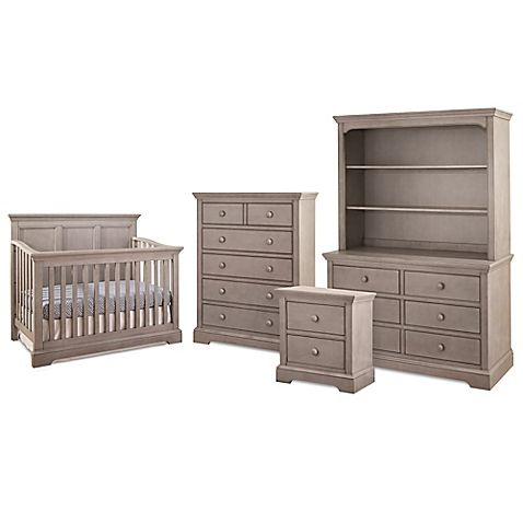 Add luxury to your nursery with the transitional style of Westwood Design's Hanley Collection. Built to last, each piece boasts clean lines and sturdy, understated design to give your growing child years of use.