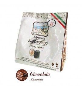 CAPSULE CHOCOLAT X10 (COMPATIBLE NESPRESSO)