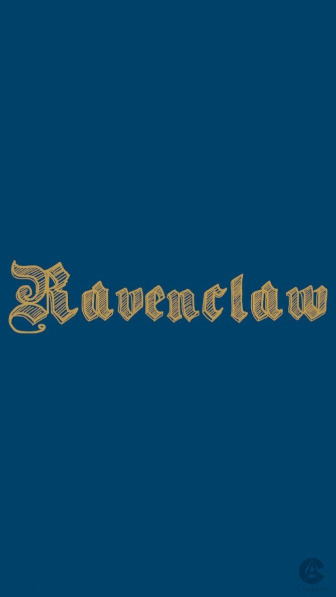 Ravenclaw Phone Wallpaper By Clarkarts24 Deviantart Com On