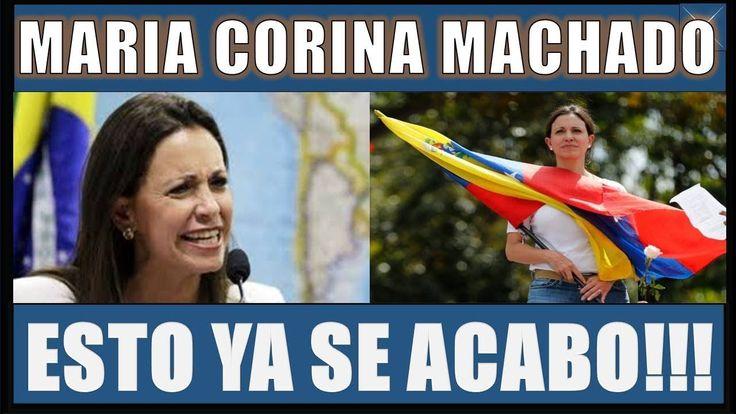 NOTICIAS DE ULTIMA HORA VENEZUELA 19 FEBRERO 2018||ESTO SE ACABO!! #MARÍA CORINA MACHADO