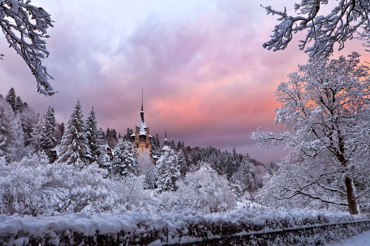 Peles Castle, Royal Estate of Sinaia. Ro Photo by Nora De Angelli — National Geographic Your Shot