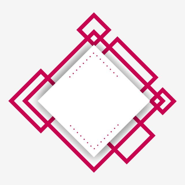 شكل مجردة أحمر F شكل خط مجموعة Png والمتجهات للتحميل مجانا Abstract Shapes Banner Design Inspiration Heart Shapes Template