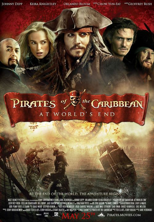 Watch Pirates of the Caribbean: At World's End (2007) Full Movie Online Free