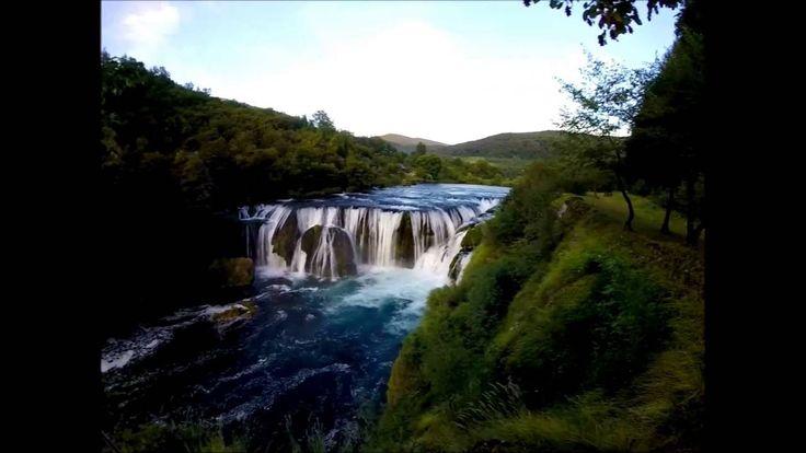 Strbacki Buk, Nebljusi, Croatia - River Una - GoPro Hero 3+