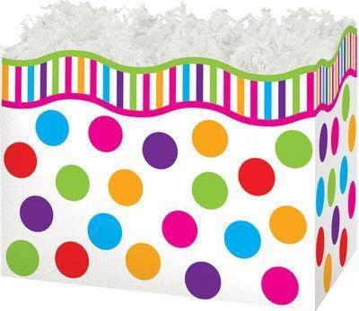 Gumballs - Caramel Popcorn Gift Basket