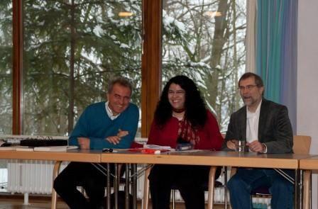 Arabellion-Seminar in Vlotho 2013