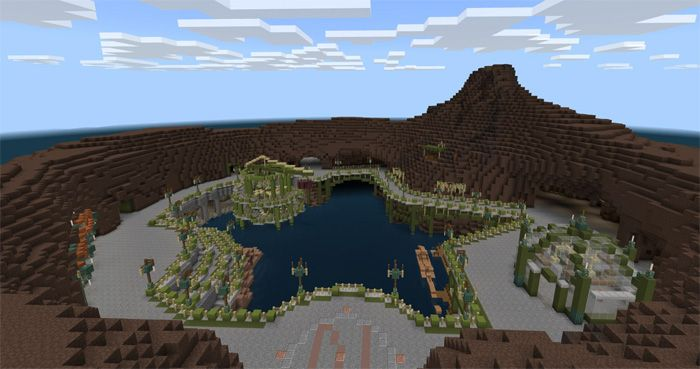 What are special about the map? It inherits the content of The Mysterious Island- a popular fictional novel. The place where this map happens is Tokyo DisneySea. You can find out a changing terrain and some new mobs on the map. Founded by: Vernian LEMO – TDR build Key Features It is an a... https://mcpebox.com/mysterious-island-tokyo-disney-sea-creation-map-minecraft-pe/