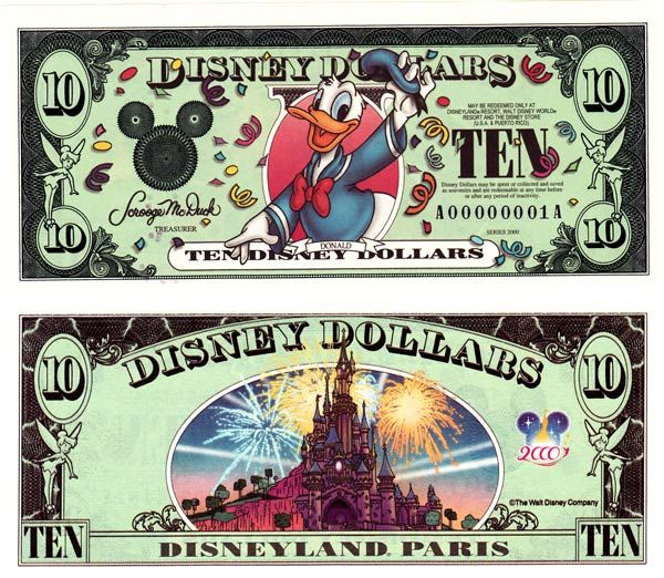 75 best disney geld images on Pinterest Disney money, Disney - play money template